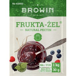 Fructa-Gel - gel for jams and preserves 30g