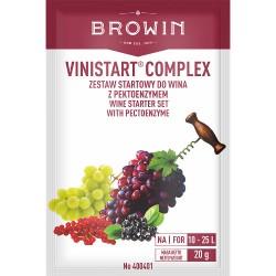 Vinistart Complex – wine starter set 20g