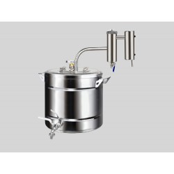 Distiller Dream-2 20L from stainless steel