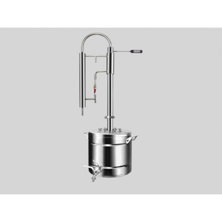 Distiller Zenith 30L from stainless steel