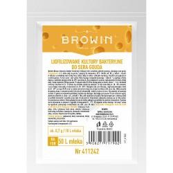 Лиофилизированные бактериальные культуры для приготовления гауда сыра 3.5г