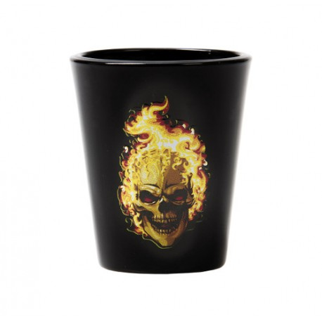 Shot glass Skull 40ml