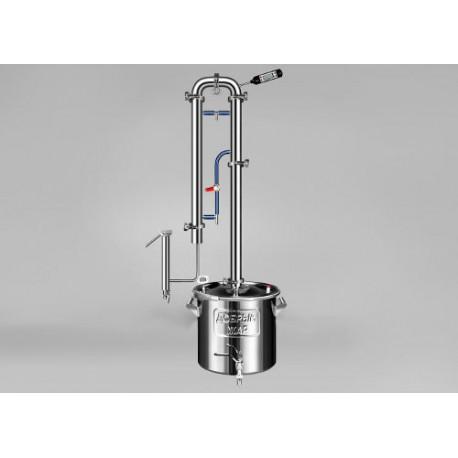 Roostevabast terasest destilleerimisseade Luks Pro 30L