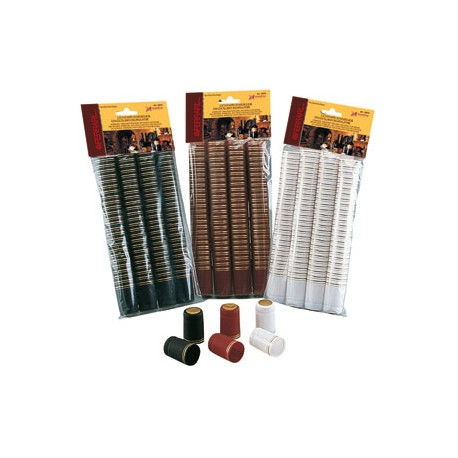 Thermocapsules for wine bottles ?31mm x h55mm 100pcs.