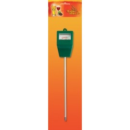 Soil acidity meter