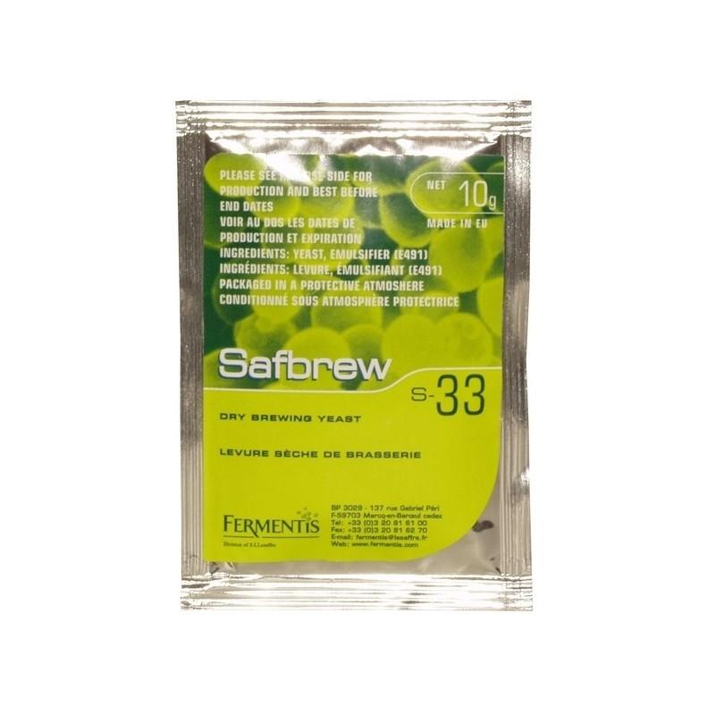 Safbrew S-33 инструкция - фото 11