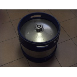 Used beerkeg with A system (round) fitting