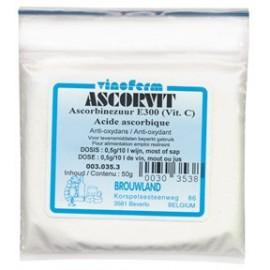 askorbo rūgštis VINOFERM acscorvit 50gr