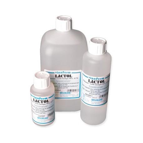 Lactic acid 80% VINOFERM lactol 1 l
