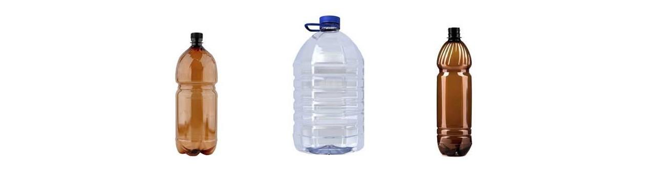 Plastmasas tara