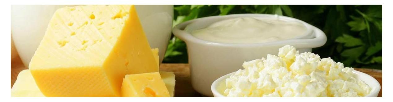 Pieno produktų gamyba
