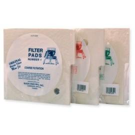 filter pads mini jet STERILE 3 pcs