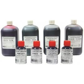 Farbstoff blies fr alimentation E131 1l