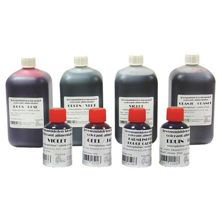 colouring agent yellow fr alimentation 1 l