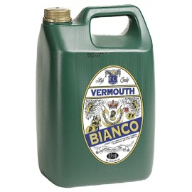 """Wine concentrate """"Vermouth Bianco"""" 5L for 23L wine + yeast"""
