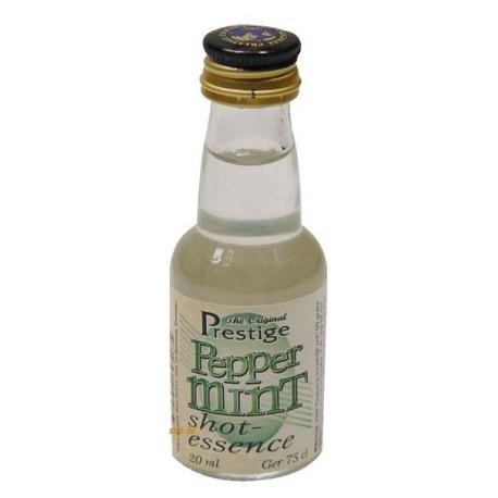 Esence 20ml Prestige Pepper Mint priekš 750ml