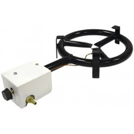 Gasbrenner 30cm, aber / Prop., 8,5 kW + Flammschutz