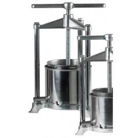 Aluminium / Edelstahlpresse 2,2 l