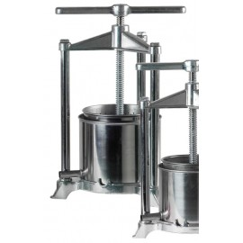 Alunumium / Stainless steel press 1.3 L