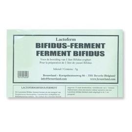 Jogurtikultuur LACTOFERM BIFIDUS 1 liiter bifidusjogurtit