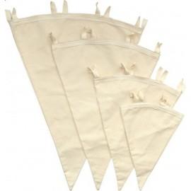 3 L kokvilnas konusveida filtru maiss