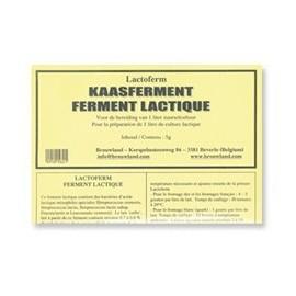 Siera starta kultūra LACTOFERM 5 g uz 100 litriem piena
