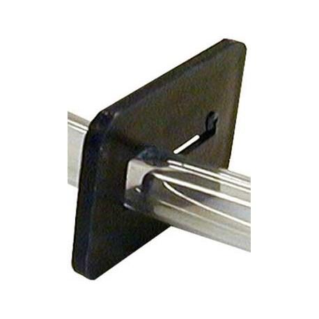 Hose clip nylon 9-11mm