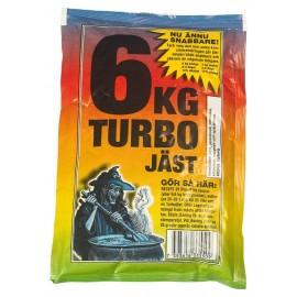 Turbo raugs 6 JAST (ragana) priekš 25 litriem