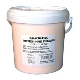 Восковая оболочка для сыра с защитой от грибка 1 кг