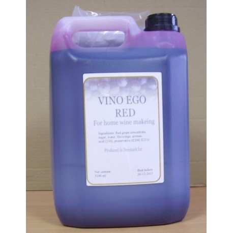 """?????? ?????????? """"Ego red"""" 5 L"""