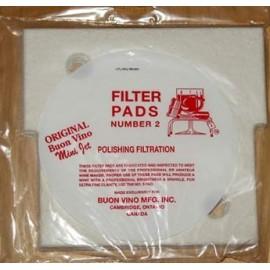 filter pads Mini Jet POLISH 3pc