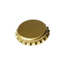 crown corks 29mm GOLD 1000 pcs