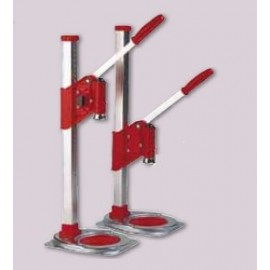 Semiautomatic bench capper Ø26-29/31mm