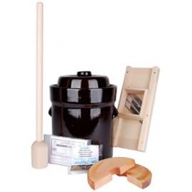Sauerkraut starter kit 10L