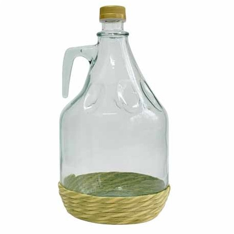 Bottle with handle 3L