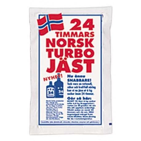 Turbo raugs 24H Norsk