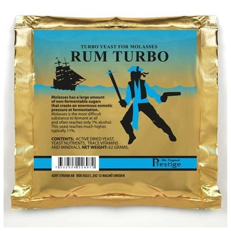 Rum Turbo Yeast