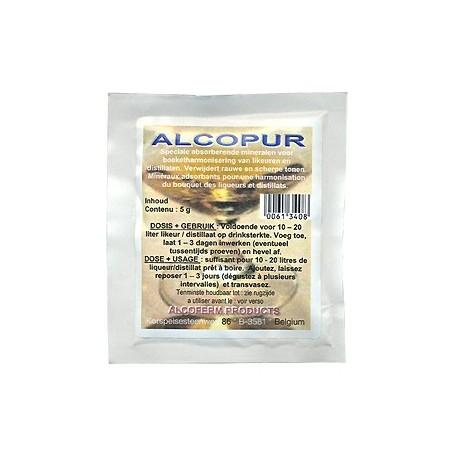 ALCOPUR alcoferm 5 g  for 10-20 litres of liqueur