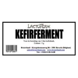 Kefir culture LACTOFERM 5g