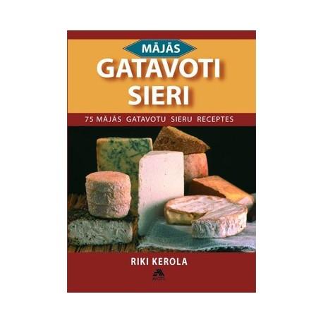 Homemade cheeses (latvian language)