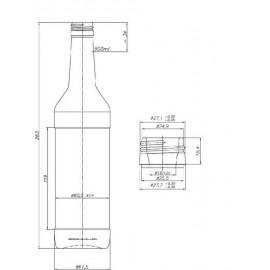 500 ml standartinis (2086 gb.)
