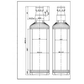700 ml Urondash (1404 gb.)