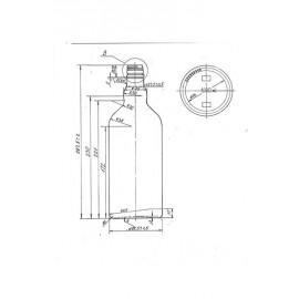 1000 ml Varta (1014 pcs.)