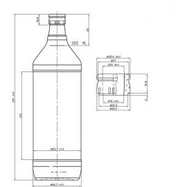 1000 ml Guala (1056 Stk.)