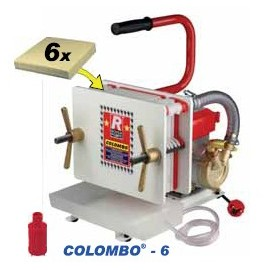 Colombo 6 - automatinis presfiltrs