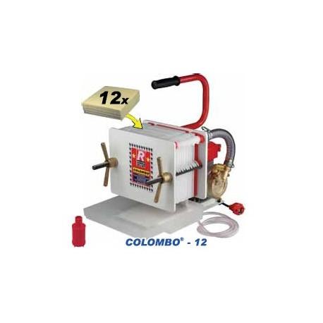 Colombo 12 automaatse presfiltrs