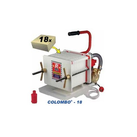 Colombo 18 - automatinis presfiltrs
