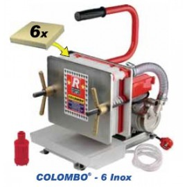 Colombo 6 lnox - automatinis presfiltrs