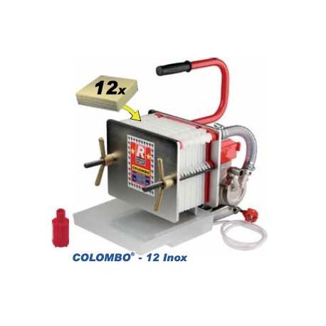 Colombo 12 lnox - automaatne presfiltrs