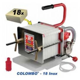 Colombo 18 lnox - automaatne presfiltrs